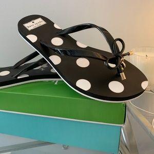 Kate Spade Flip Flops sz 8m